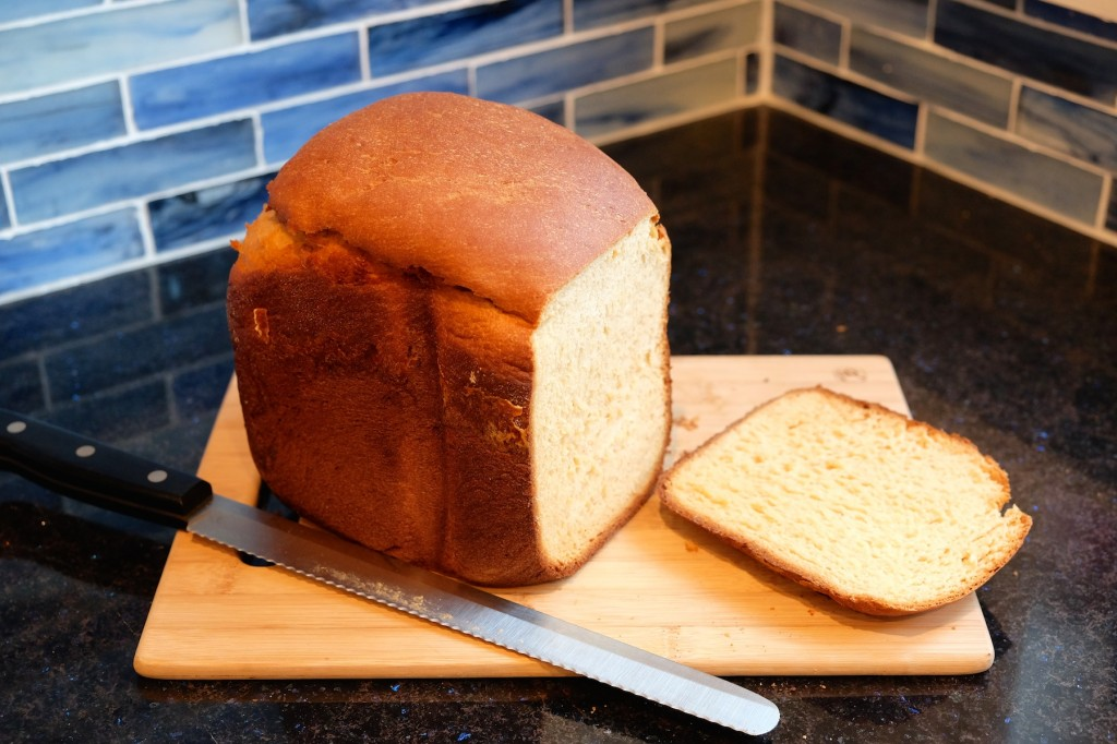 Whole Wheat Ricotta Bread, size XL (made with part-skim ricotta)