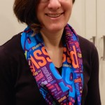 password infinity scarf