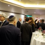 Shabbat dinner, WEF 2016