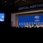 Justine Cassell on Staying Human panel at WEF 2016