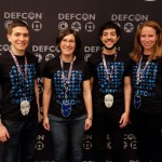 Joe, Lorrie, Aaron, Terrell at DEFCON