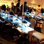 DEFCON soldering