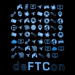 FTC DEFCON t-shirt front